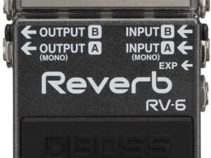 Boss Reverb Effects Pedal